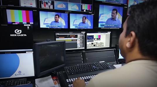 Customer Stories: TV Gazeta—Media/Entertainment | Quantum
