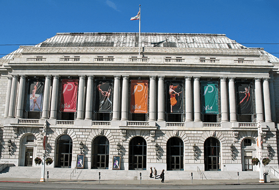 War Memorial Opera House San Francisco
