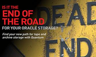 E-book: Is it the End of the Road for You Oracle Storage?