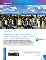 British Antarctic Survey Case Study