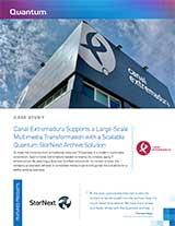 Canal Extremadura Case Study