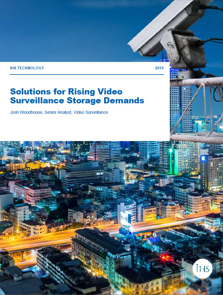 Explore IHS' Top Video Surveillance Trends