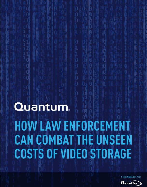 How Law Enforcement Can Combat the Unseen Costs of Video Storage