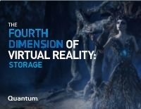 The Fourth Dimension of Virtual Reality: Storage