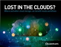 Lost In The Clouds eBook