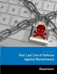 Your Backups Won't Be Affected by Ransomware with This Last Line of Defense