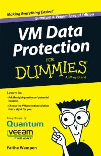 VM Data Protection for Dummies