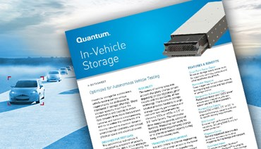 In-Vehicle Storage Datasheet