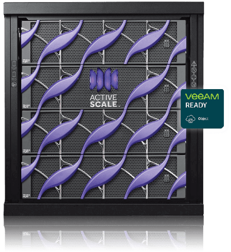 Quantum Active Scale Veeam Ready Object Solution