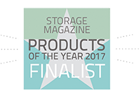 Storage Magazine - Product of the Year 2017 Finalist